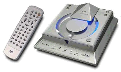 MP016-A Home DVD Player