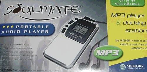 SoulMate MP3 Player!